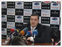 Prosperous Armenia Party list to prove surprise for public. Tigran Urikhanyan