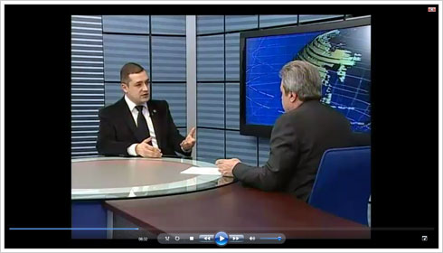 Tigran Urikhanyan. The issue of country. 28.02.2013