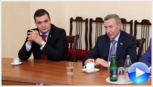 Eurasian inter-party consultations 12.11.2012